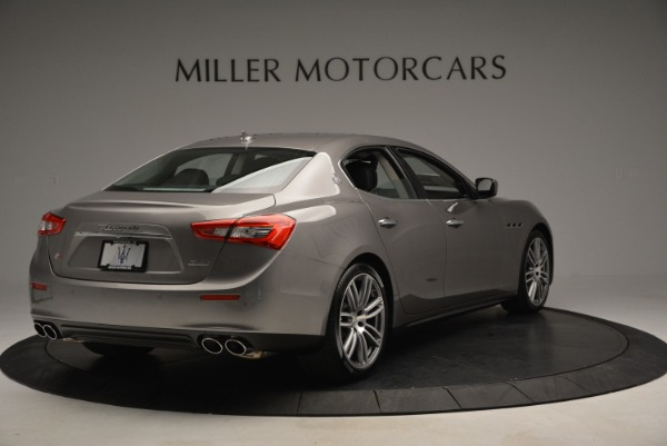 Used 2014 Maserati Ghibli S Q4 for sale Sold at Bugatti of Greenwich in Greenwich CT 06830 7
