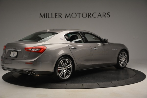 Used 2014 Maserati Ghibli S Q4 for sale Sold at Bugatti of Greenwich in Greenwich CT 06830 8