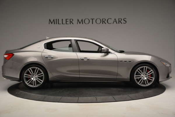 Used 2014 Maserati Ghibli S Q4 for sale Sold at Bugatti of Greenwich in Greenwich CT 06830 9