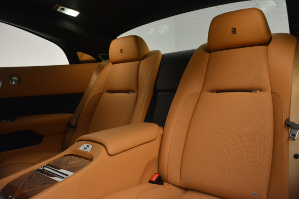 New 2019 Rolls-Royce Wraith for sale Sold at Bugatti of Greenwich in Greenwich CT 06830 17