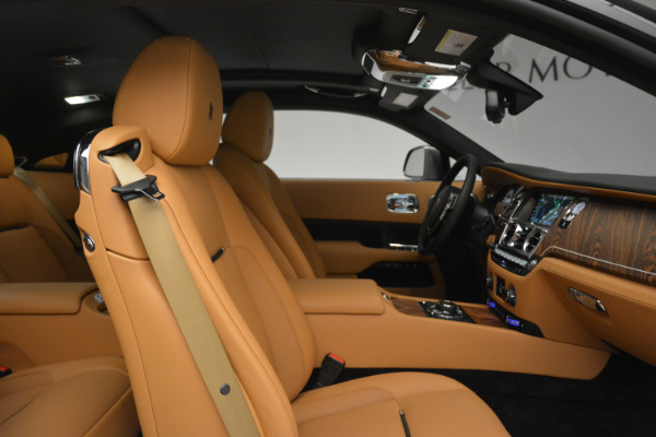 New 2019 Rolls-Royce Wraith for sale Sold at Bugatti of Greenwich in Greenwich CT 06830 21