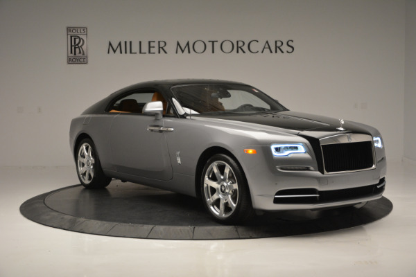 New 2019 Rolls-Royce Wraith for sale Sold at Bugatti of Greenwich in Greenwich CT 06830 7