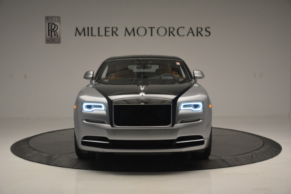 New 2019 Rolls-Royce Wraith for sale Sold at Bugatti of Greenwich in Greenwich CT 06830 8