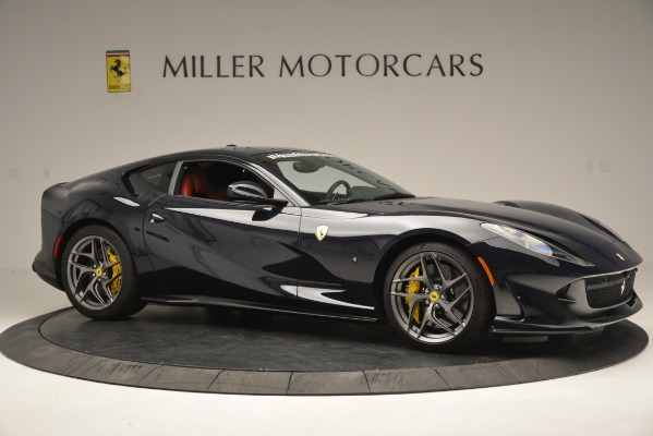 Used 2018 Ferrari 812 Superfast for sale $349,900 at Bugatti of Greenwich in Greenwich CT 06830 11