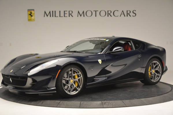 Used 2018 Ferrari 812 Superfast for sale $349,900 at Bugatti of Greenwich in Greenwich CT 06830 2
