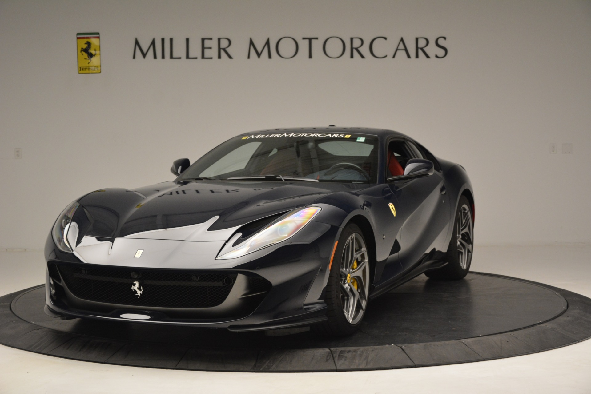 Used 2018 Ferrari 812 Superfast for sale $349,900 at Bugatti of Greenwich in Greenwich CT 06830 1