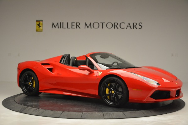 Used 2018 Ferrari 488 Spider for sale Sold at Bugatti of Greenwich in Greenwich CT 06830 10