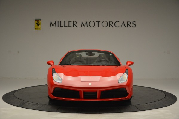 Used 2018 Ferrari 488 Spider for sale Sold at Bugatti of Greenwich in Greenwich CT 06830 12