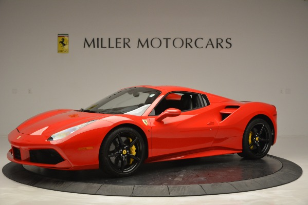 Used 2018 Ferrari 488 Spider for sale Sold at Bugatti of Greenwich in Greenwich CT 06830 14