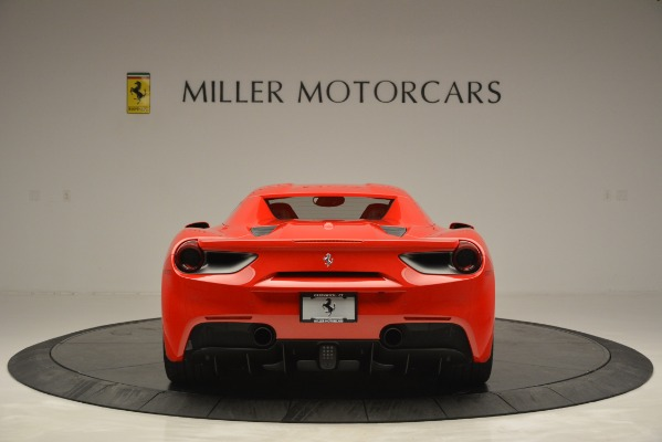 Used 2018 Ferrari 488 Spider for sale Sold at Bugatti of Greenwich in Greenwich CT 06830 18