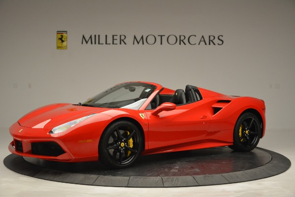 Used 2018 Ferrari 488 Spider for sale Sold at Bugatti of Greenwich in Greenwich CT 06830 2