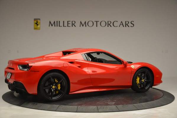 Used 2018 Ferrari 488 Spider for sale Sold at Bugatti of Greenwich in Greenwich CT 06830 20