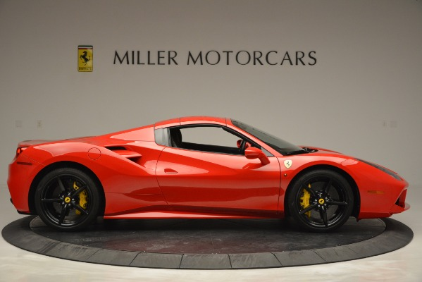 Used 2018 Ferrari 488 Spider for sale Sold at Bugatti of Greenwich in Greenwich CT 06830 21