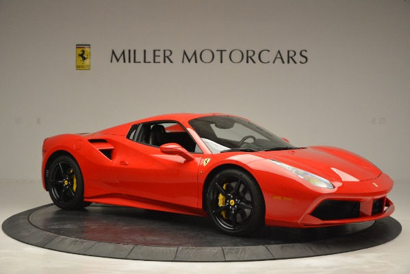 Used 2018 Ferrari 488 Spider for sale Sold at Bugatti of Greenwich in Greenwich CT 06830 22