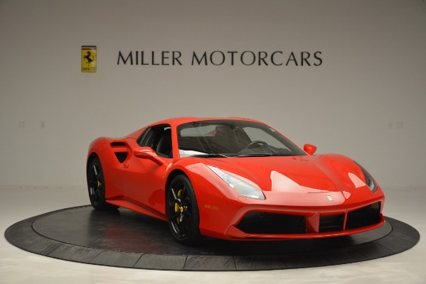 Used 2018 Ferrari 488 Spider for sale Sold at Bugatti of Greenwich in Greenwich CT 06830 23