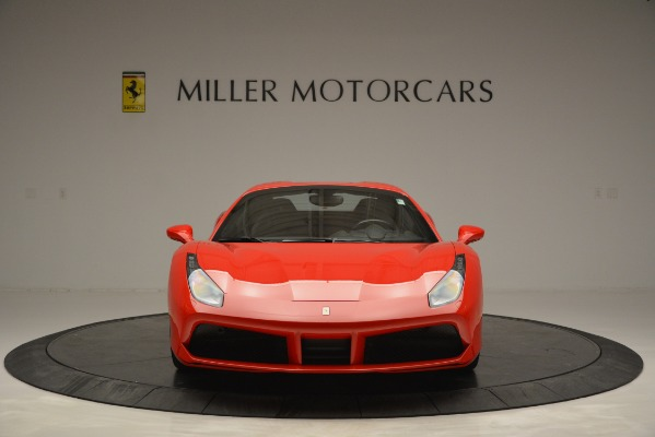 Used 2018 Ferrari 488 Spider for sale Sold at Bugatti of Greenwich in Greenwich CT 06830 24