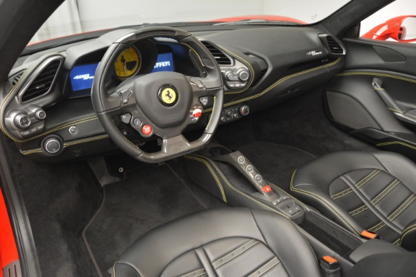 Used 2018 Ferrari 488 Spider for sale Sold at Bugatti of Greenwich in Greenwich CT 06830 25