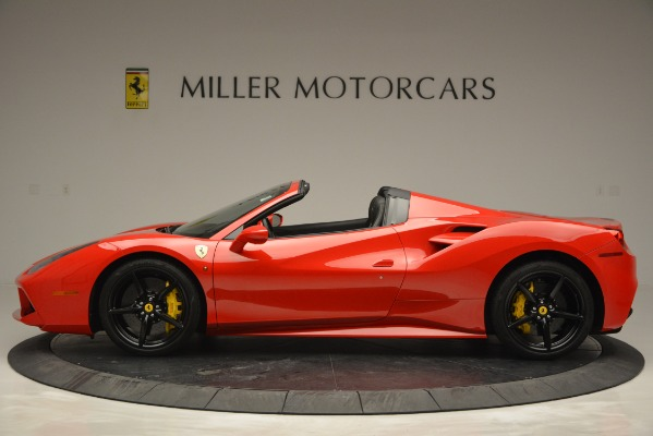 Used 2018 Ferrari 488 Spider for sale Sold at Bugatti of Greenwich in Greenwich CT 06830 3