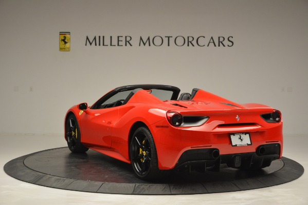 Used 2018 Ferrari 488 Spider for sale Sold at Bugatti of Greenwich in Greenwich CT 06830 5