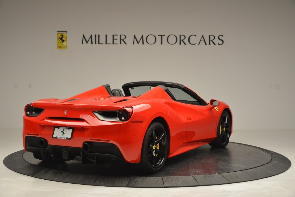 Used 2018 Ferrari 488 Spider for sale Sold at Bugatti of Greenwich in Greenwich CT 06830 7