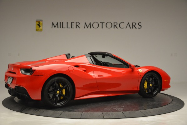 Used 2018 Ferrari 488 Spider for sale Sold at Bugatti of Greenwich in Greenwich CT 06830 8