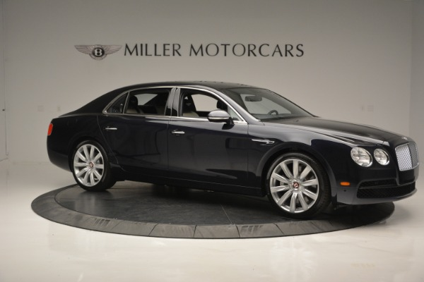 New 2018 Bentley Flying Spur V8 for sale Sold at Bugatti of Greenwich in Greenwich CT 06830 10