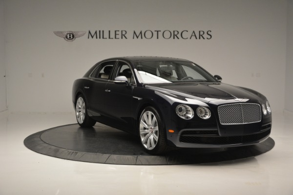 New 2018 Bentley Flying Spur V8 for sale Sold at Bugatti of Greenwich in Greenwich CT 06830 11