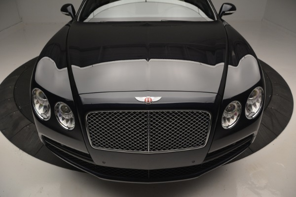 New 2018 Bentley Flying Spur V8 for sale Sold at Bugatti of Greenwich in Greenwich CT 06830 12