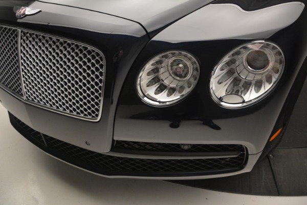 New 2018 Bentley Flying Spur V8 for sale Sold at Bugatti of Greenwich in Greenwich CT 06830 13