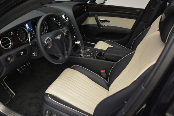 New 2018 Bentley Flying Spur V8 for sale Sold at Bugatti of Greenwich in Greenwich CT 06830 16