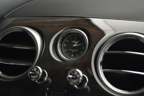 New 2018 Bentley Flying Spur V8 for sale Sold at Bugatti of Greenwich in Greenwich CT 06830 22