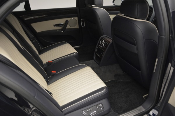 New 2018 Bentley Flying Spur V8 for sale Sold at Bugatti of Greenwich in Greenwich CT 06830 28