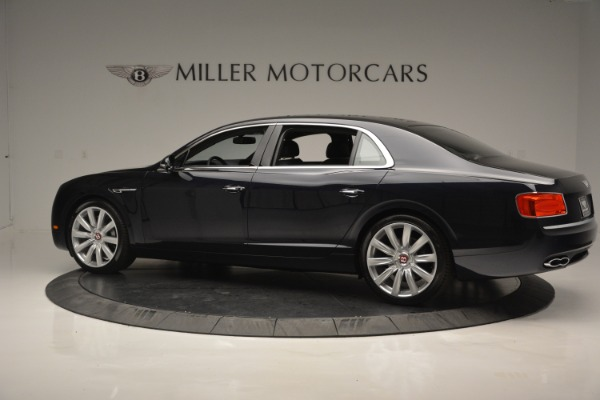 New 2018 Bentley Flying Spur V8 for sale Sold at Bugatti of Greenwich in Greenwich CT 06830 4