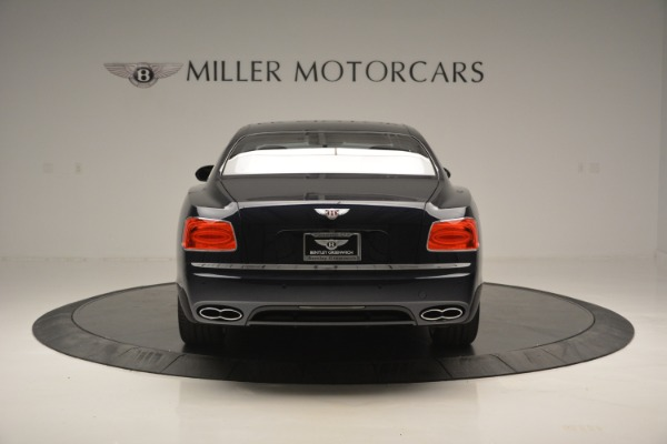 New 2018 Bentley Flying Spur V8 for sale Sold at Bugatti of Greenwich in Greenwich CT 06830 6