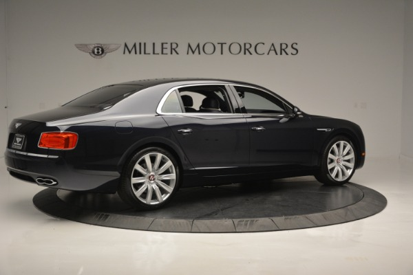 New 2018 Bentley Flying Spur V8 for sale Sold at Bugatti of Greenwich in Greenwich CT 06830 8