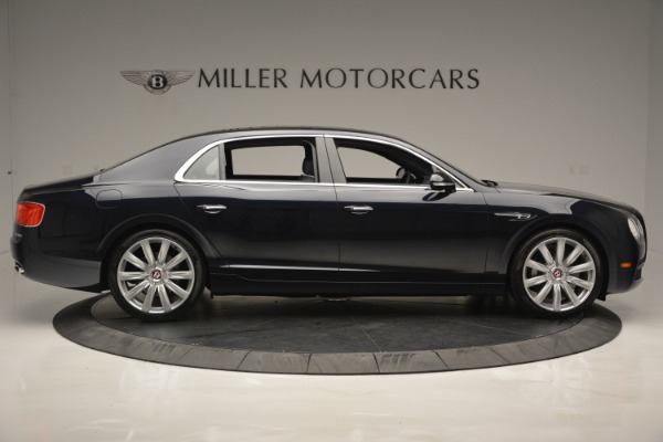 New 2018 Bentley Flying Spur V8 for sale Sold at Bugatti of Greenwich in Greenwich CT 06830 9