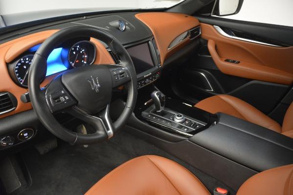 Used 2018 Maserati Levante Q4 for sale Sold at Bugatti of Greenwich in Greenwich CT 06830 13