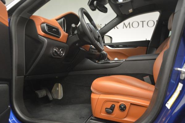 Used 2018 Maserati Levante Q4 for sale Sold at Bugatti of Greenwich in Greenwich CT 06830 14