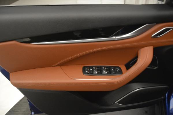 Used 2018 Maserati Levante Q4 for sale Sold at Bugatti of Greenwich in Greenwich CT 06830 17
