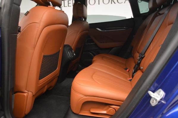Used 2018 Maserati Levante Q4 for sale Sold at Bugatti of Greenwich in Greenwich CT 06830 19