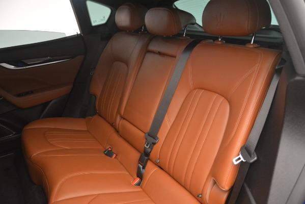 Used 2018 Maserati Levante Q4 for sale Sold at Bugatti of Greenwich in Greenwich CT 06830 20