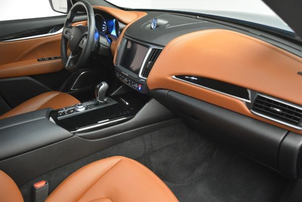 Used 2018 Maserati Levante Q4 for sale Sold at Bugatti of Greenwich in Greenwich CT 06830 22
