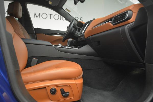 Used 2018 Maserati Levante Q4 for sale Sold at Bugatti of Greenwich in Greenwich CT 06830 23