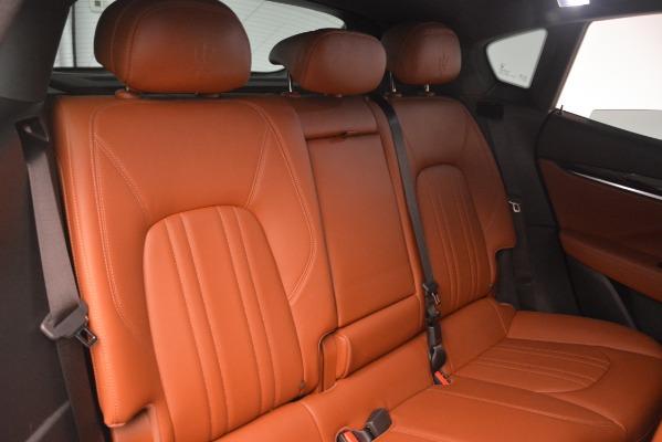 Used 2018 Maserati Levante Q4 for sale Sold at Bugatti of Greenwich in Greenwich CT 06830 26