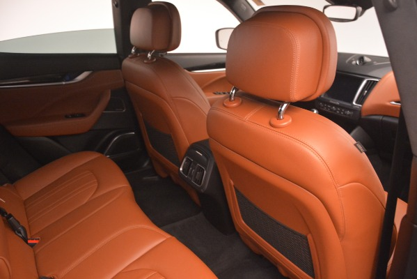 Used 2018 Maserati Levante Q4 for sale Sold at Bugatti of Greenwich in Greenwich CT 06830 28