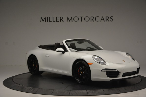 Used 2015 Porsche 911 Carrera S for sale Sold at Bugatti of Greenwich in Greenwich CT 06830 11
