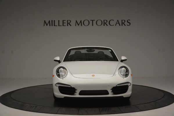 Used 2015 Porsche 911 Carrera S for sale Sold at Bugatti of Greenwich in Greenwich CT 06830 13