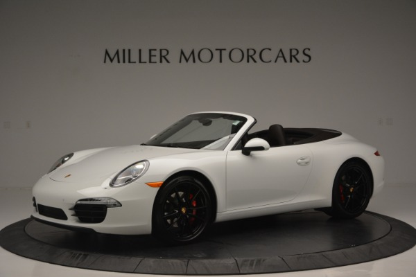 Used 2015 Porsche 911 Carrera S for sale Sold at Bugatti of Greenwich in Greenwich CT 06830 2