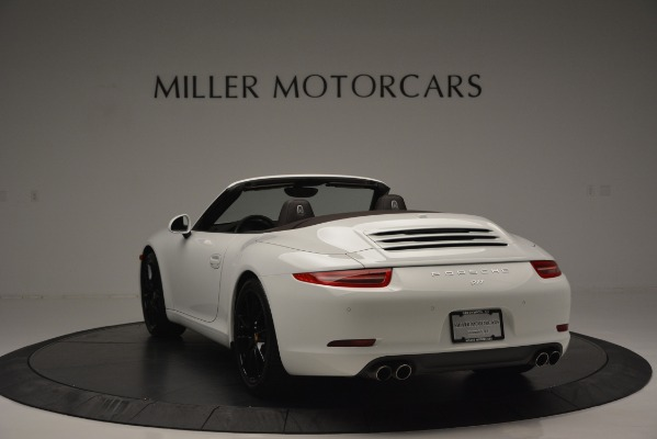 Used 2015 Porsche 911 Carrera S for sale Sold at Bugatti of Greenwich in Greenwich CT 06830 5