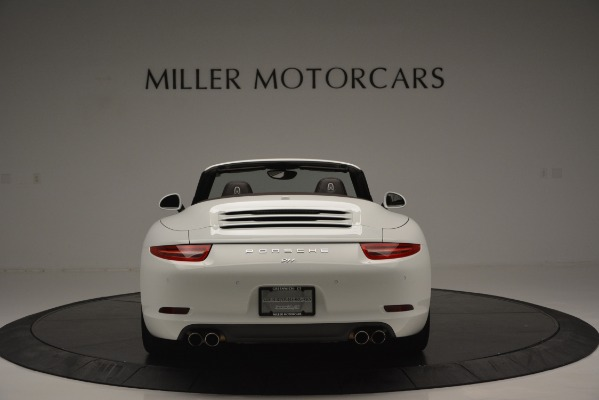 Used 2015 Porsche 911 Carrera S for sale Sold at Bugatti of Greenwich in Greenwich CT 06830 6